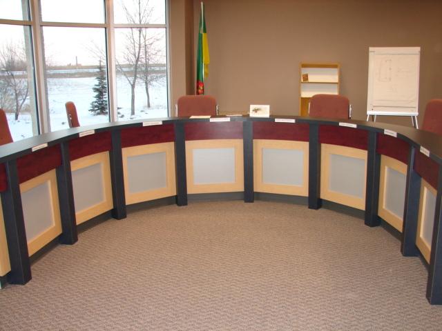 White City Municipal Office Ccr Construction Ltd Land