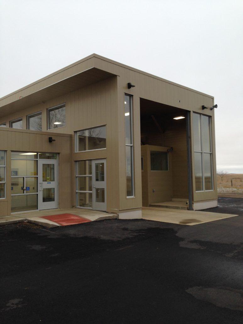 CBSA Port of Entry - CCR Construction Ltd. | Land ...